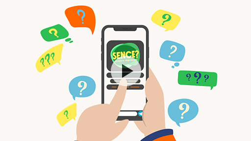 We launched Sence