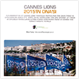 Cannes Lions 2015'in DNA'sı